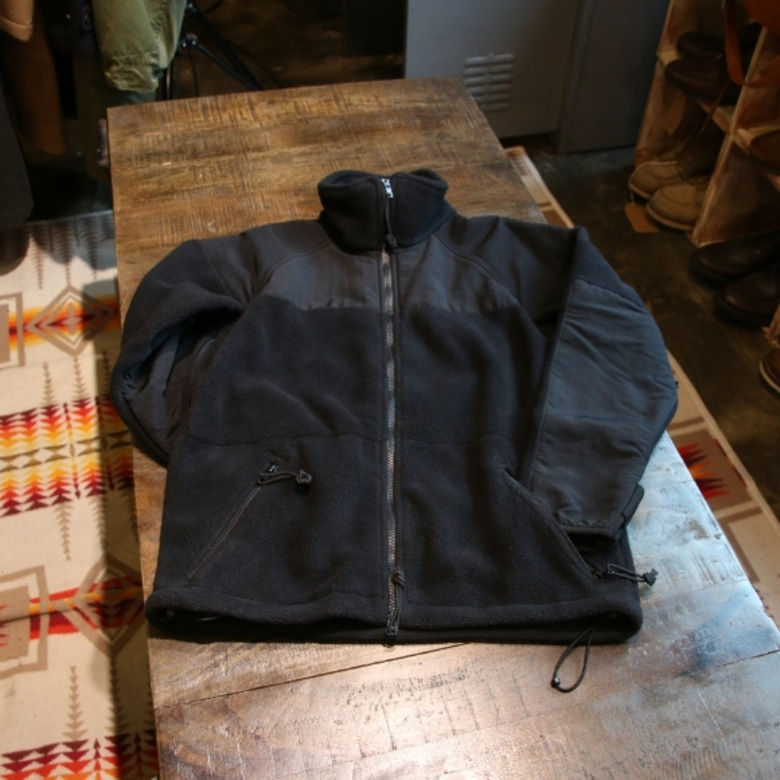 U.S. ARMY SYNTHETIC FLEECE JACKET