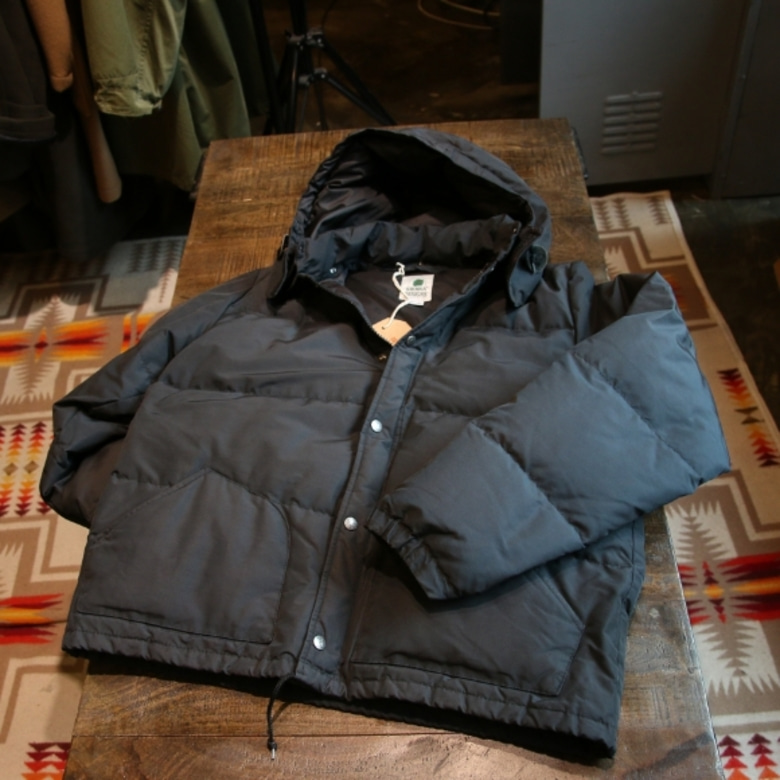 sierra designs 60/40 down parka black