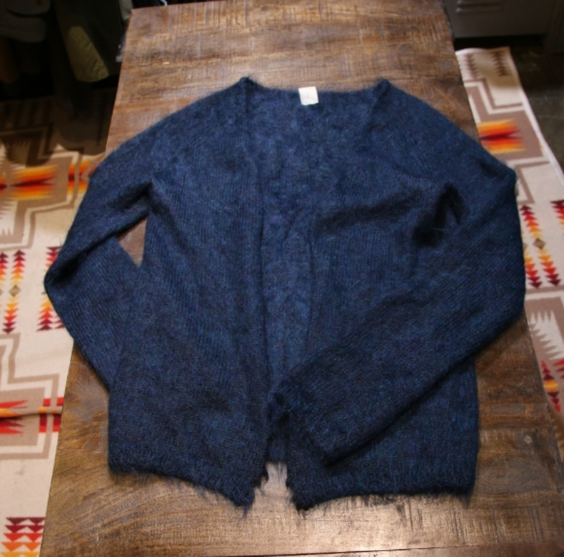 n.hollywood mohair cardigan