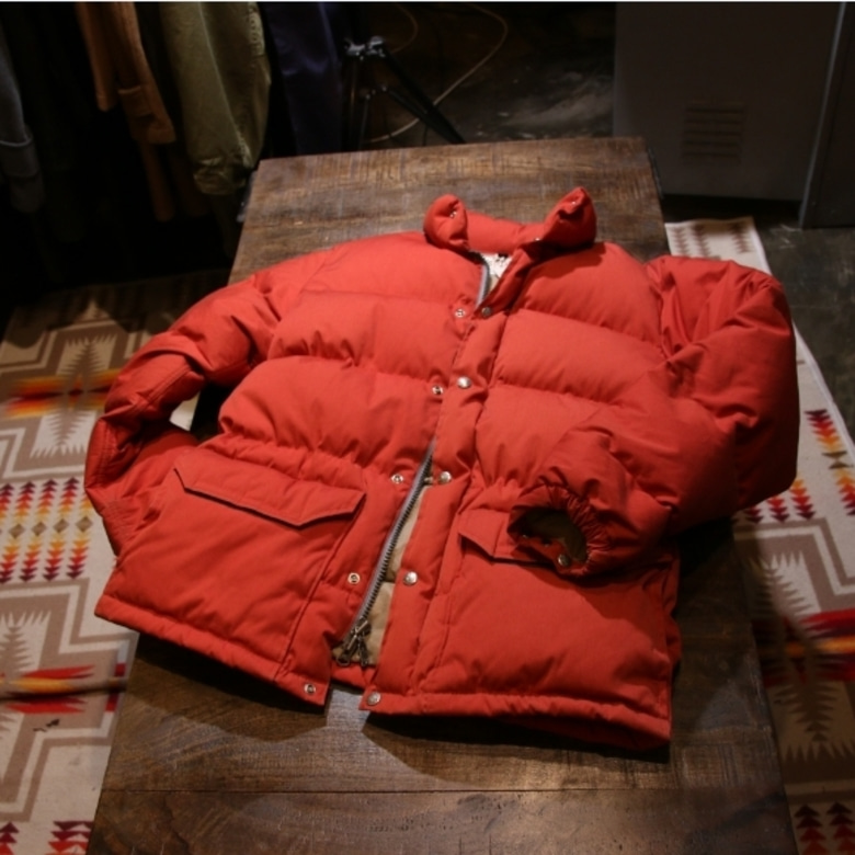 the north face vintage down parka