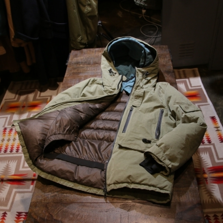 remi relief down parka