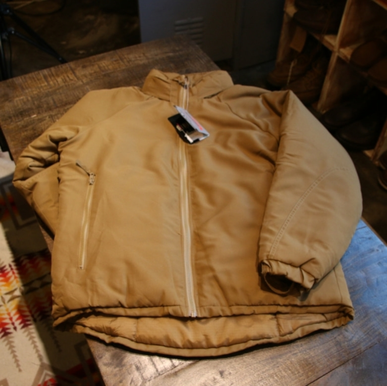 USMC LEVEL7 PRIMALOFT JACKET 'HAPPY SUIT' COYOTE BY WILDTHINGS