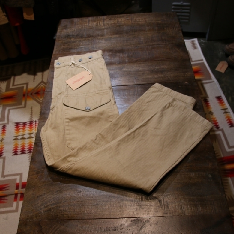 nigel cabourn LYBRO 37 Pattern Trousers