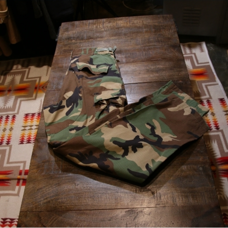 us army woodland camo trousers