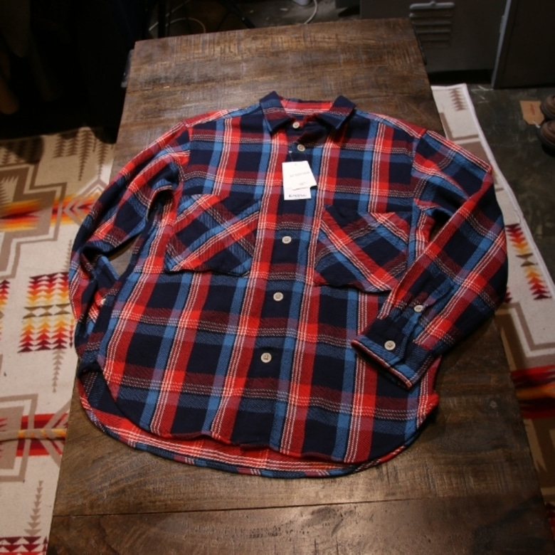 B:MING by BEAMS check shirt