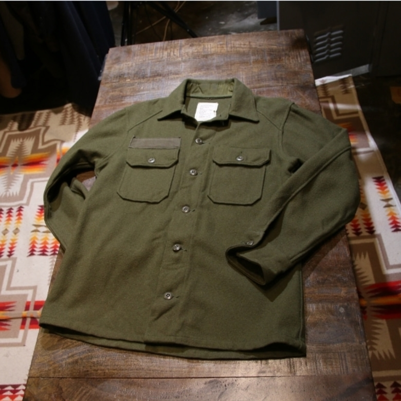 us army og-108 wool shirt