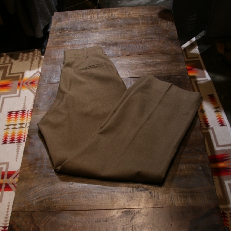 ww2 us army wool field trouser