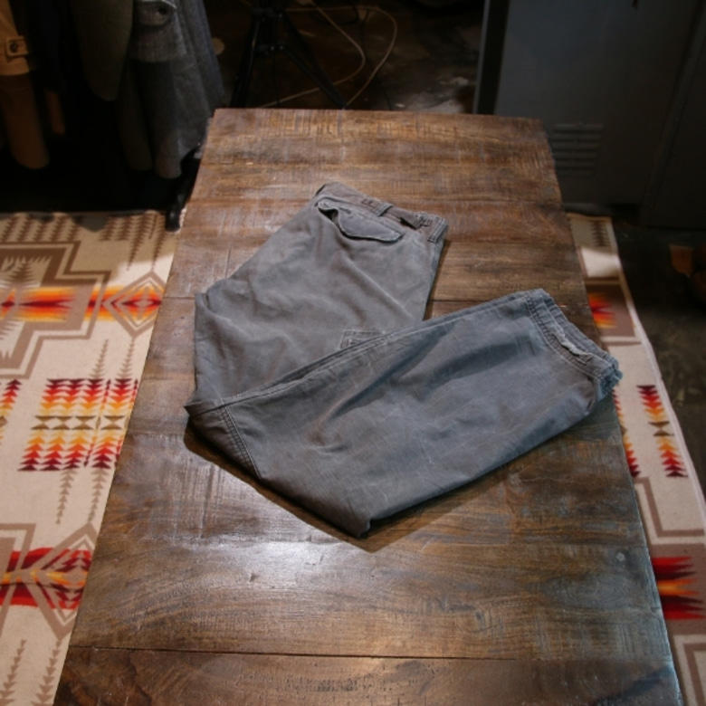 UNITED ARROWS BLUE LABEL CARGO PANTS