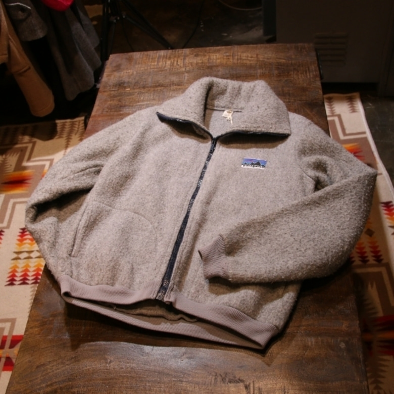vintage patagonia fleece jacket