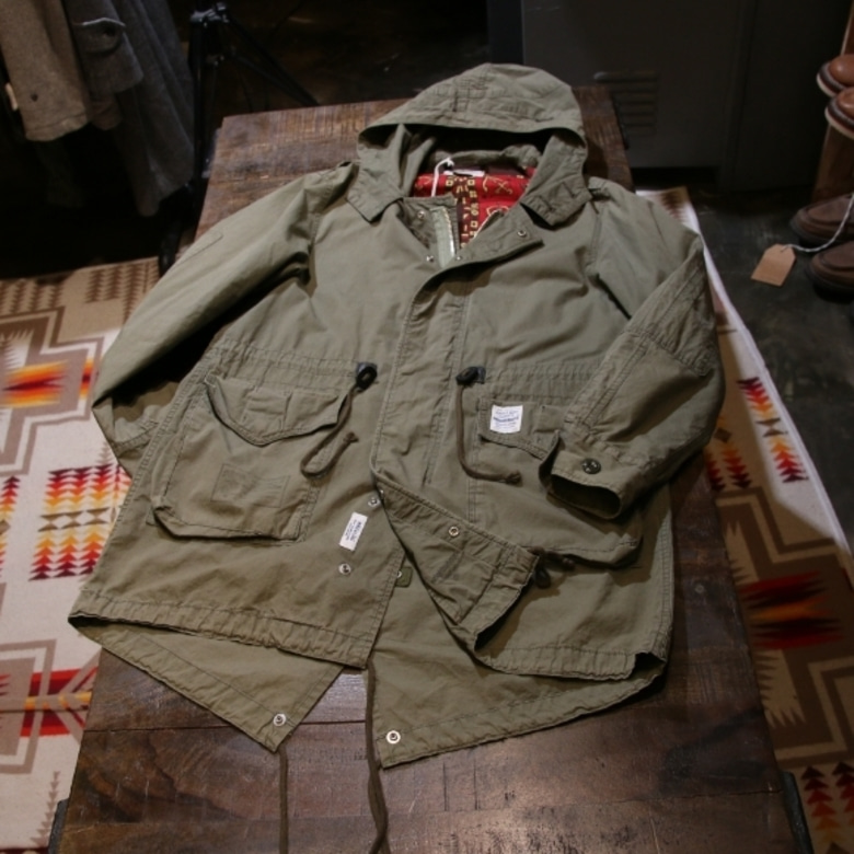 neighborhood m51 parka (M)