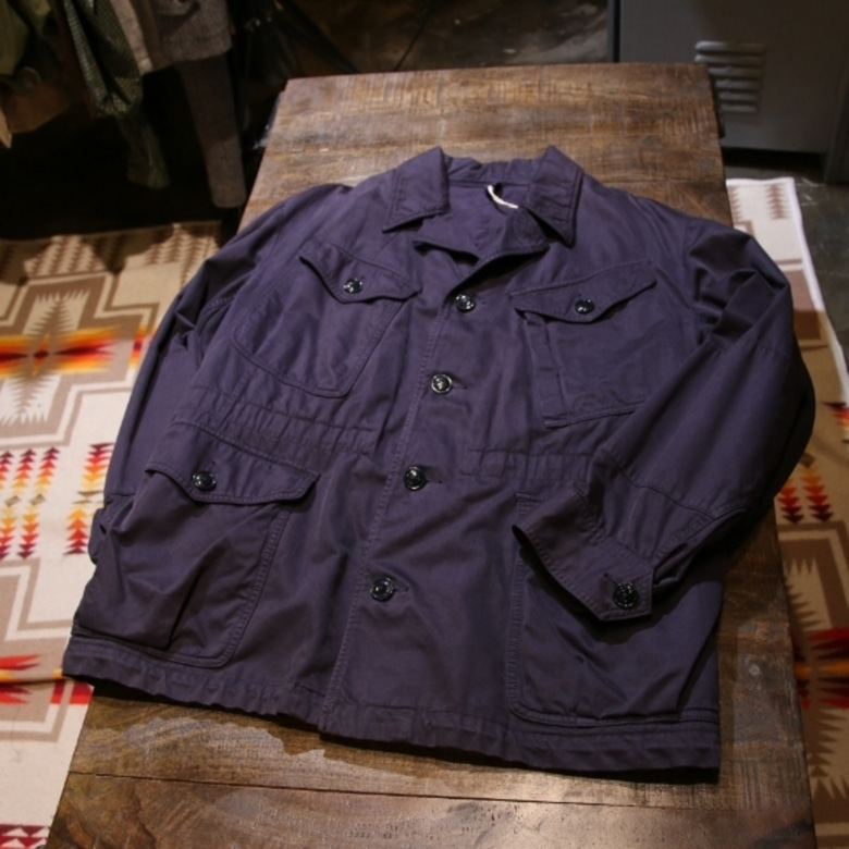 45rpm umii 908 navy jacket