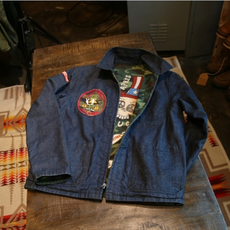 mister freedom x tailor toyo 50th Anniversary The Party Jacket