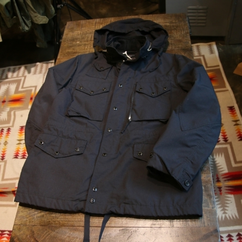 engineered garments x beams m-65 field jacket
