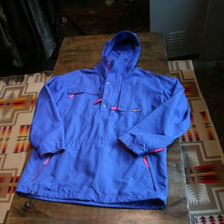patagonia 90s pullover jacket