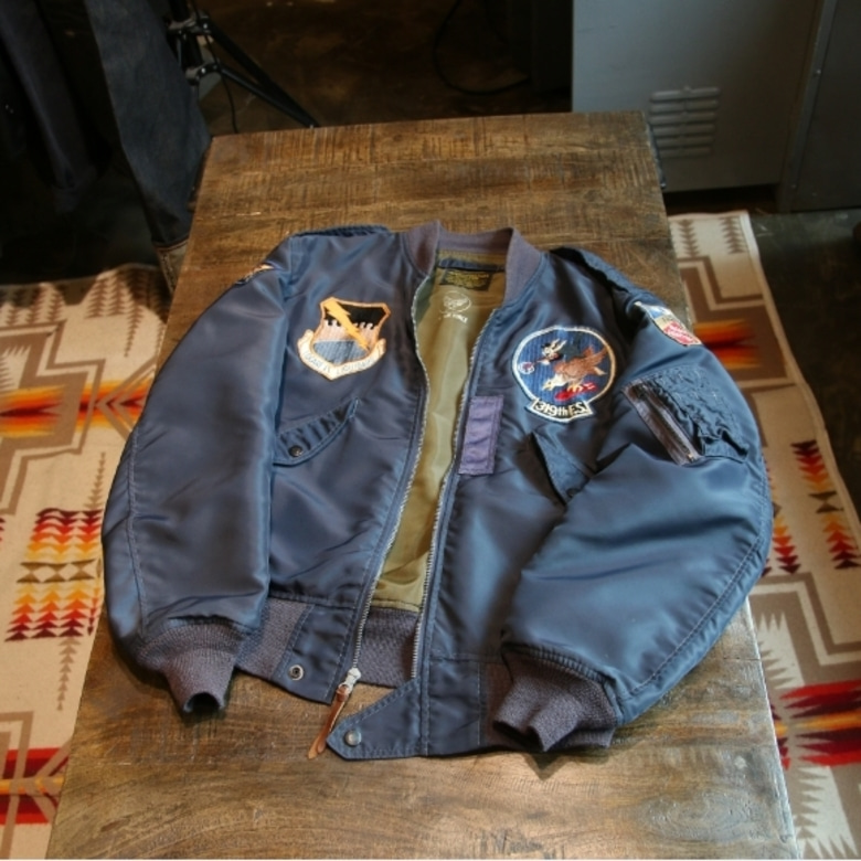 buzzrickson 500 limited l-2a jacket