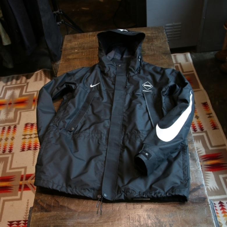 NIKE x FCRB STORM-FIT TOUR JACKET
