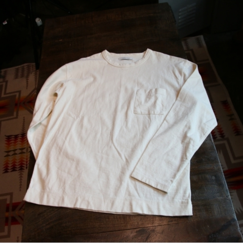 journal standard pocket long sleeve tee