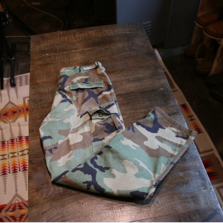 us army woodland camo trousers(M-R)