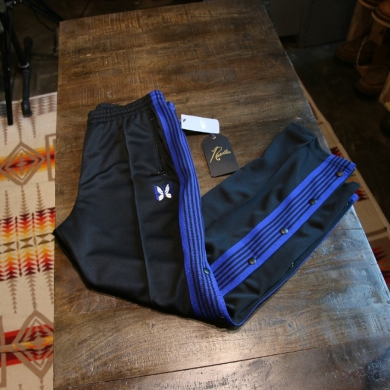 BEAMS x NEEDLES TRACK PANTS