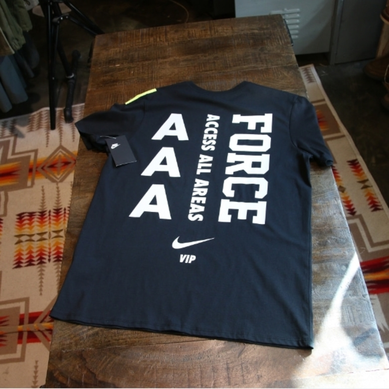 NIKELAB MA5 lmited MAGIC STICK AIR FORCE 1 VIP TEE