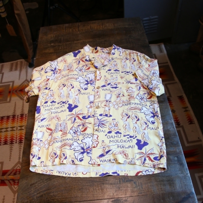 sun surf hawaii shirt