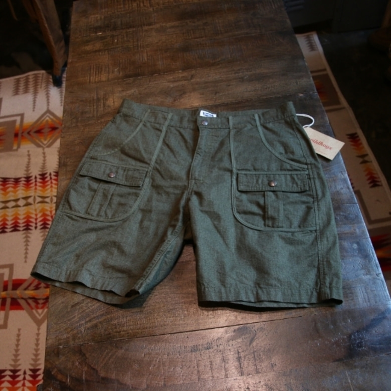 pherrow's bush shorts