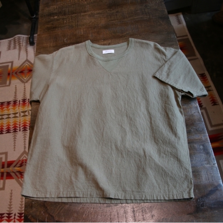 saturdays newyork city cotton linen tee
