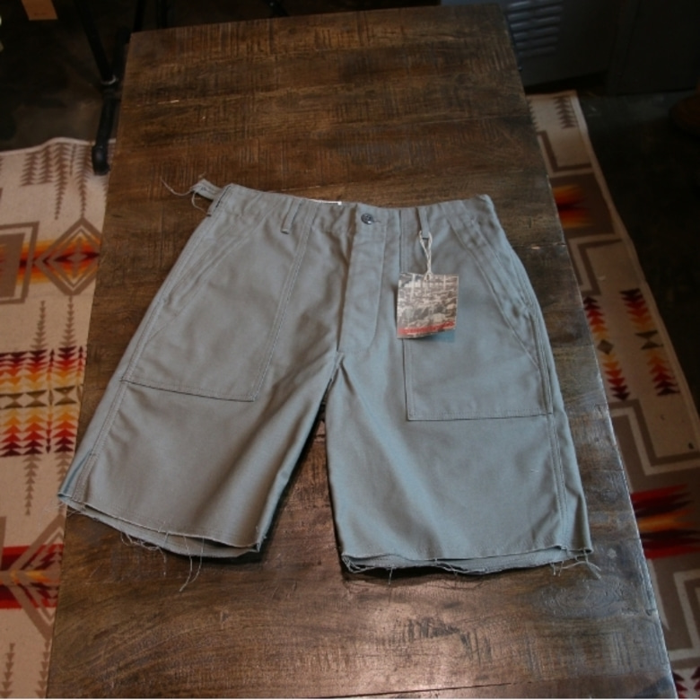 engineered garments workaday shorts