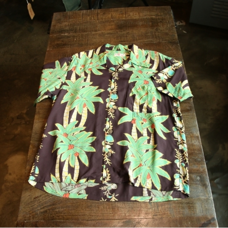 sun surf coconut tree shirts