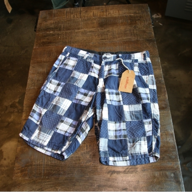 beams madras shorts