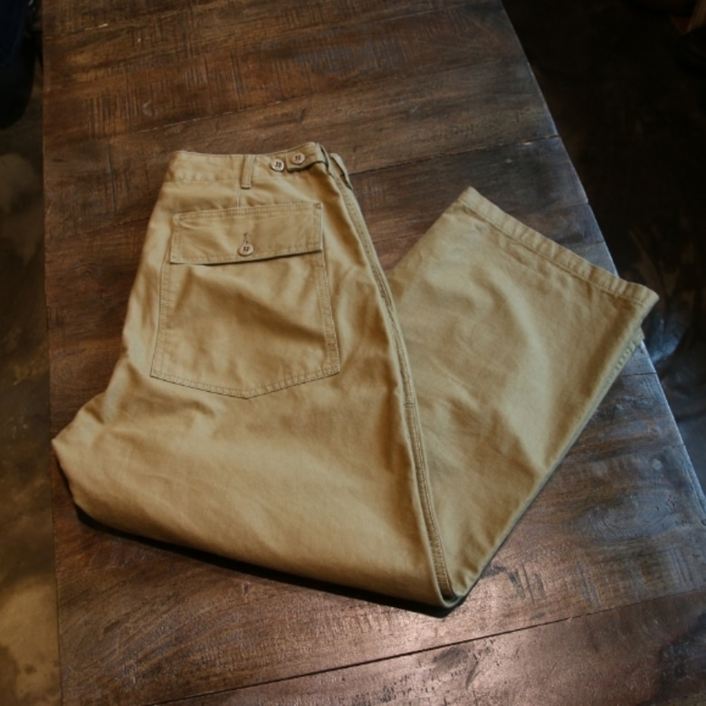 beams plus wide fatigue pants