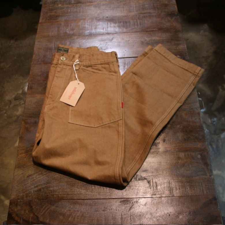 wtaps deck trouser