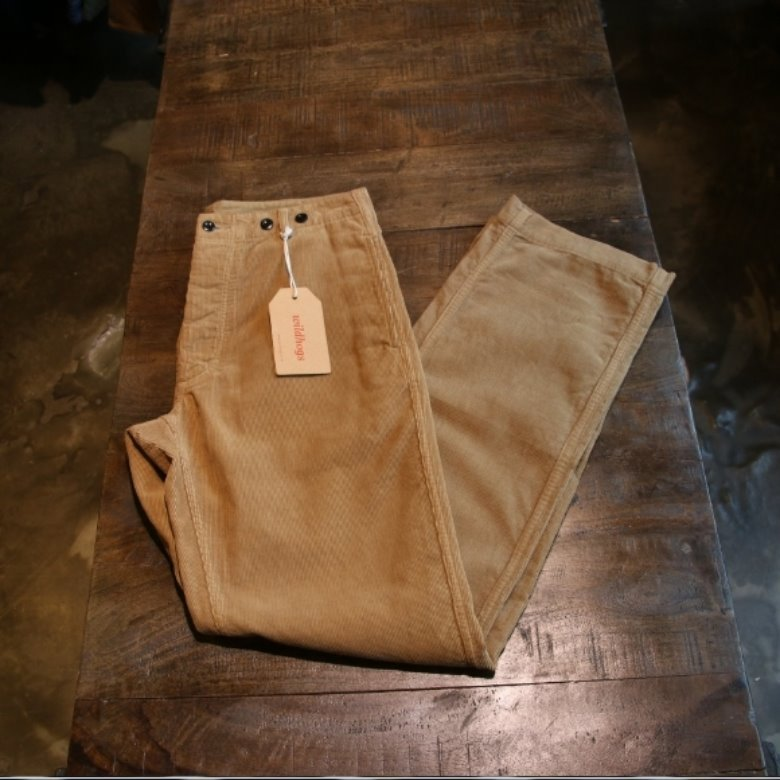 MHL corduroy work pants