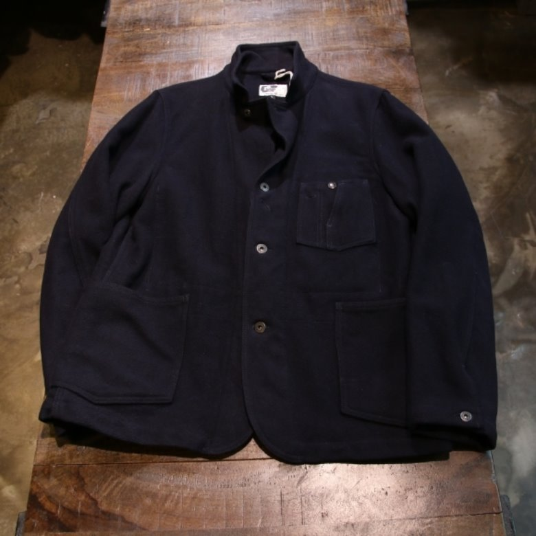 engineered garments wool coverall jacket