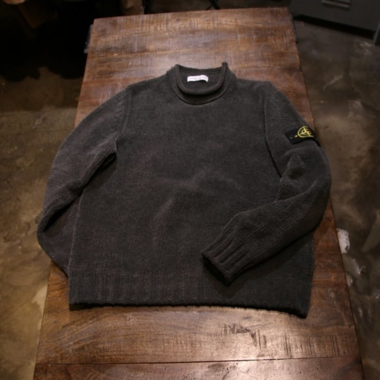 stone island cotton sweater