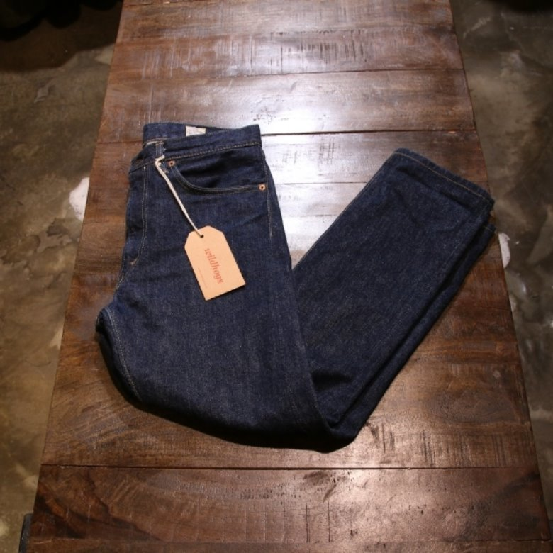 orslow 107w non-selvage denim pants