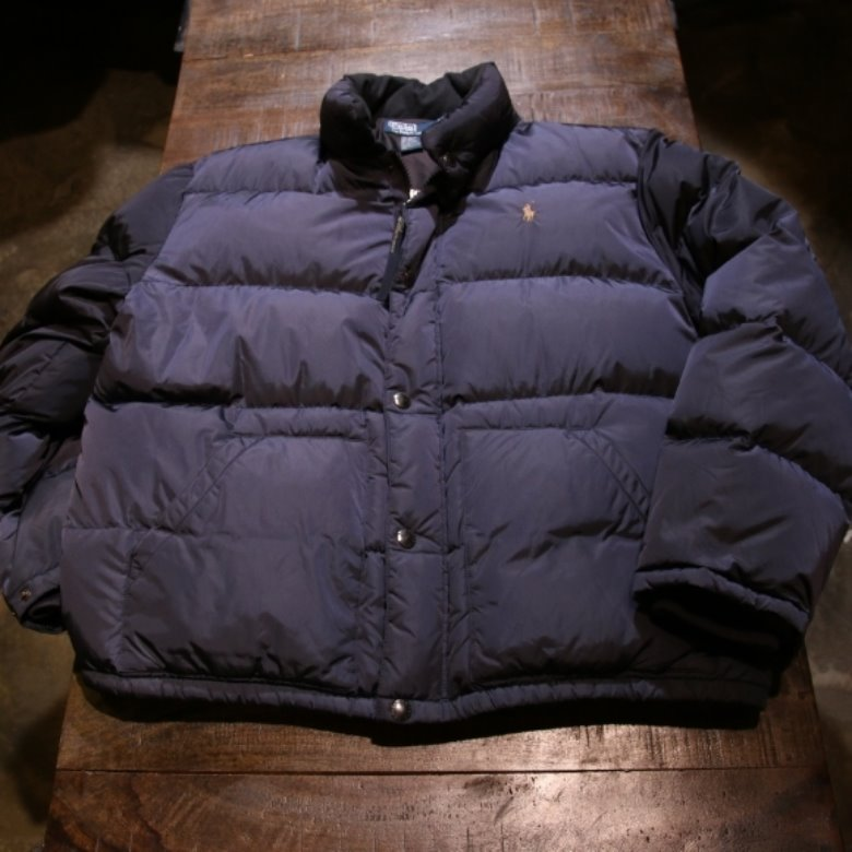 polo by ralph lauren down parka
