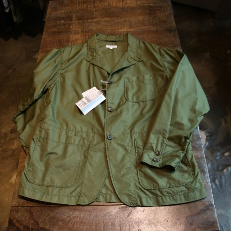 engineered garments Nylon Micro Ripstop jacket
