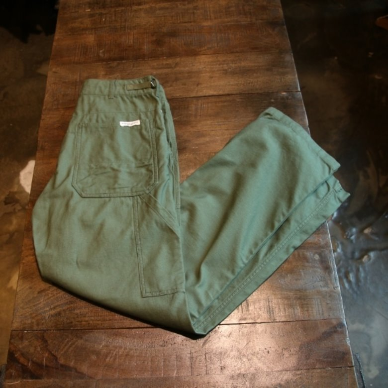 engineered garments x beams 35th fatigue pants