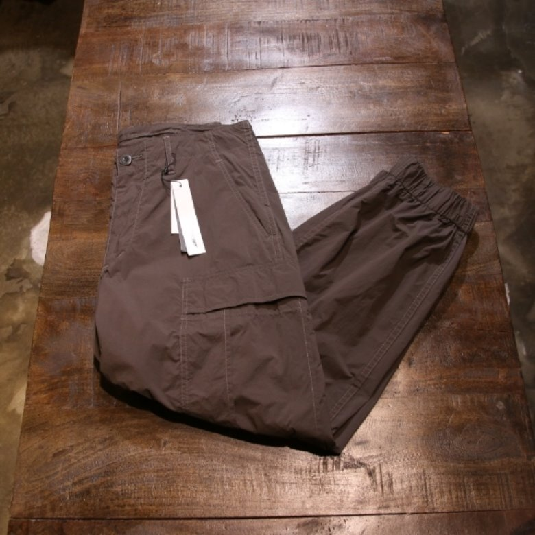attachment nylon cargo pants