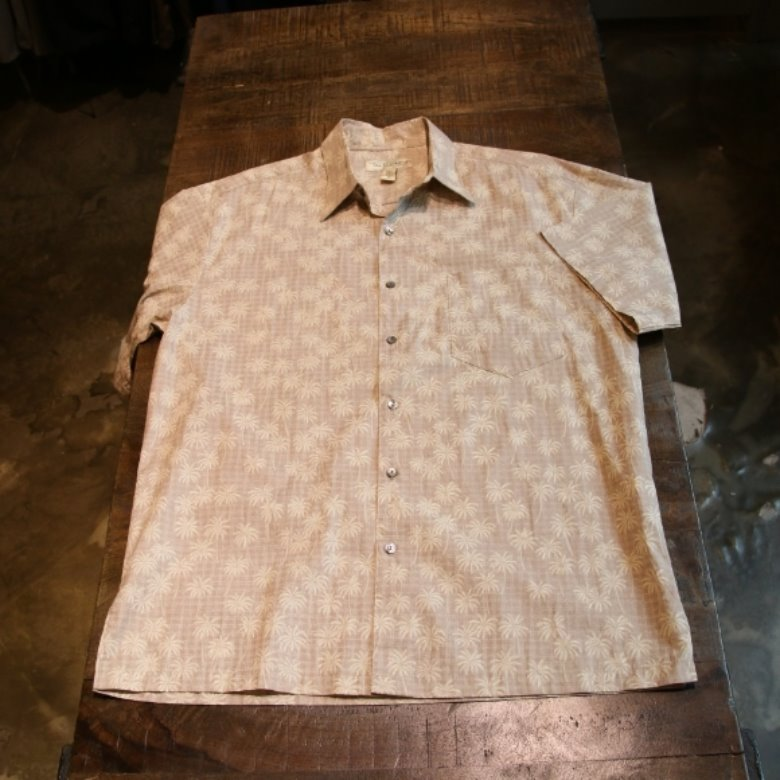 tort richard palm tree shirt