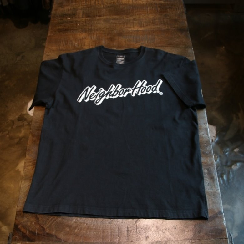 neighborhood logo tee