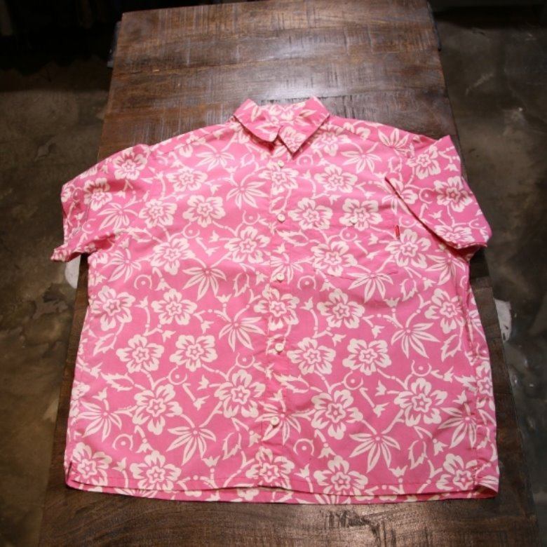 wtaps hawaii shirt