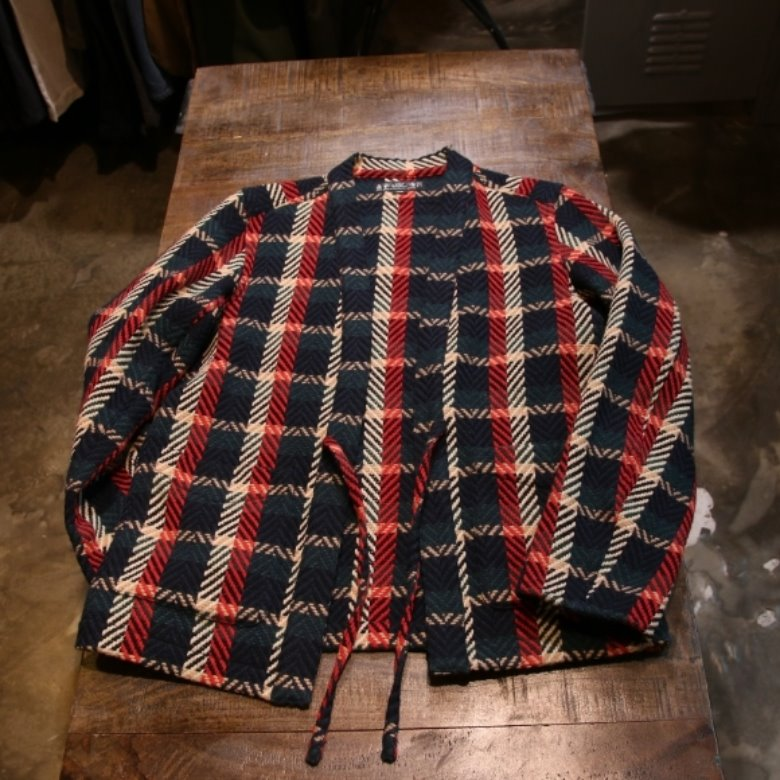 bal original renegades wool noragi jacket