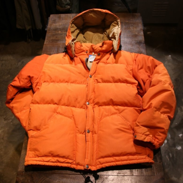 sierra designs 60/40 down parka (L)