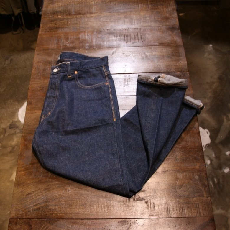 bedwin 10L selvage denim pants (4)