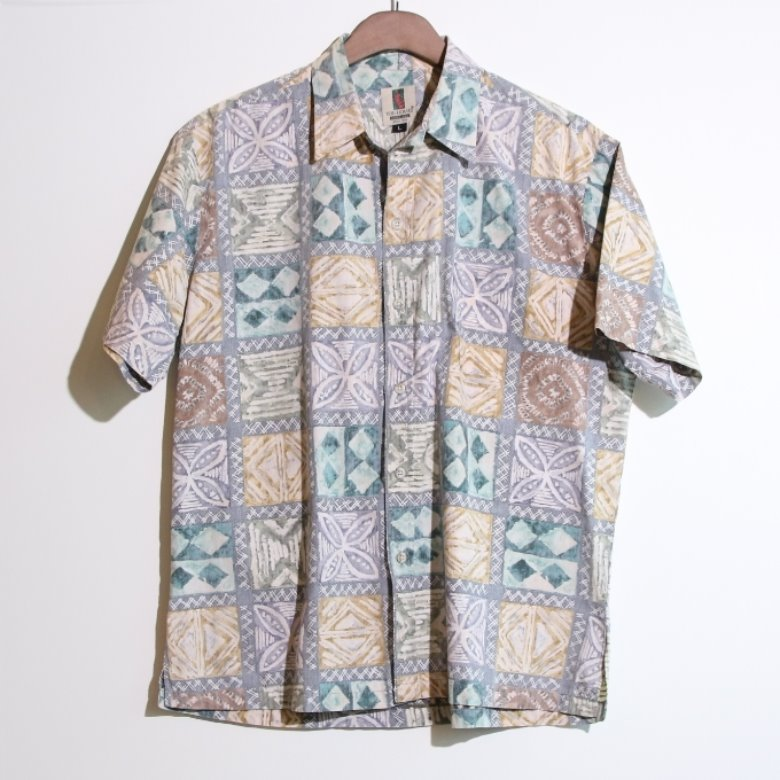 tori richard hawaii shirt (L)