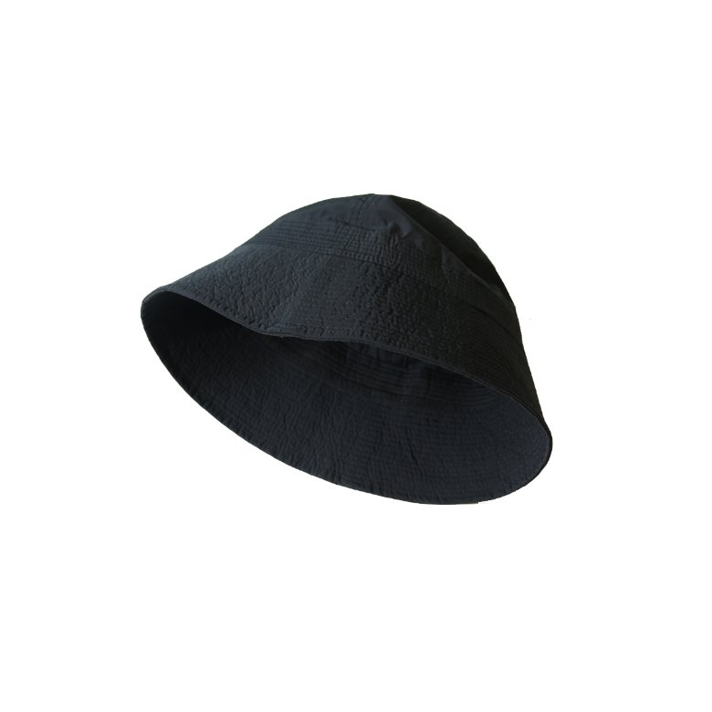 wildhogs nylon sailor bucket hat (BLACK-1,2,3)