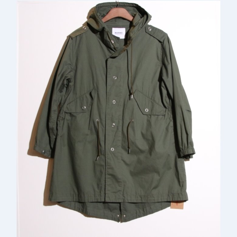baems boy m-51 parka