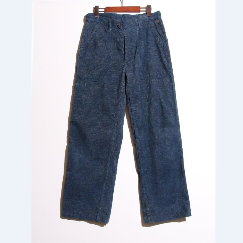 45rpm corduroy fatigue pants (31)
